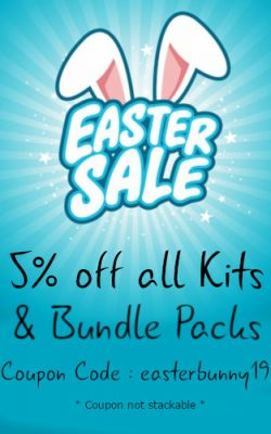 Easter Sale Now On https://www.makerstore.com.au/